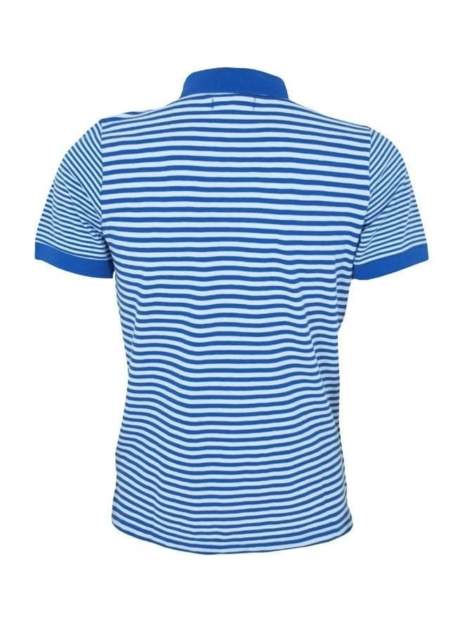 Voi Jeans Arsenal Stripe Polo in Blue White - Shop Voi Jeans at ... c688dd8df